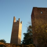 Rovigo - Le due torri del castello